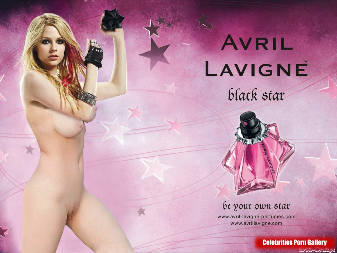 Avril lavigne nude real