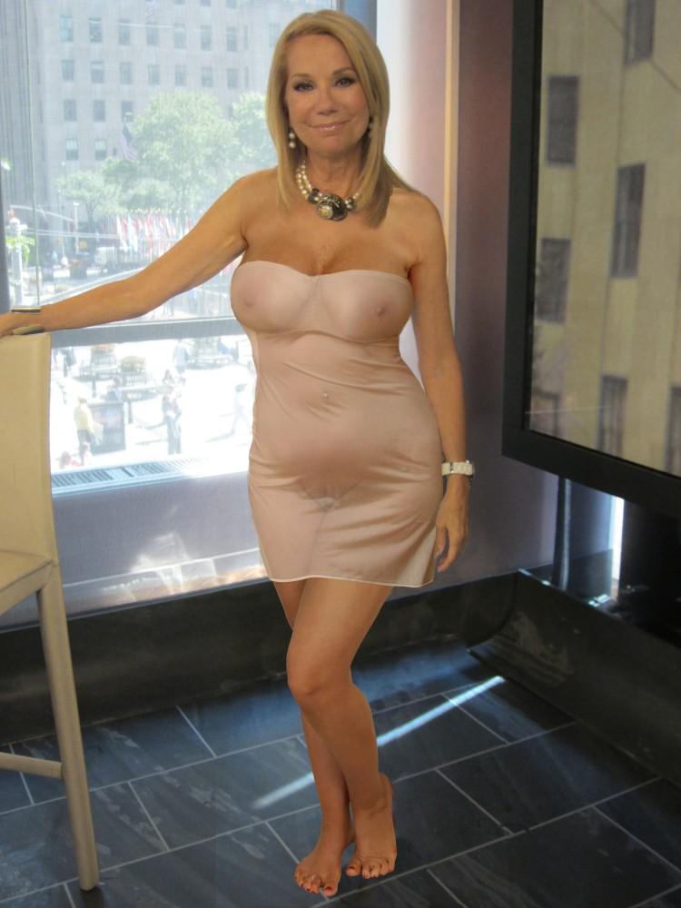 Kathie Lee Gifford lingerie..