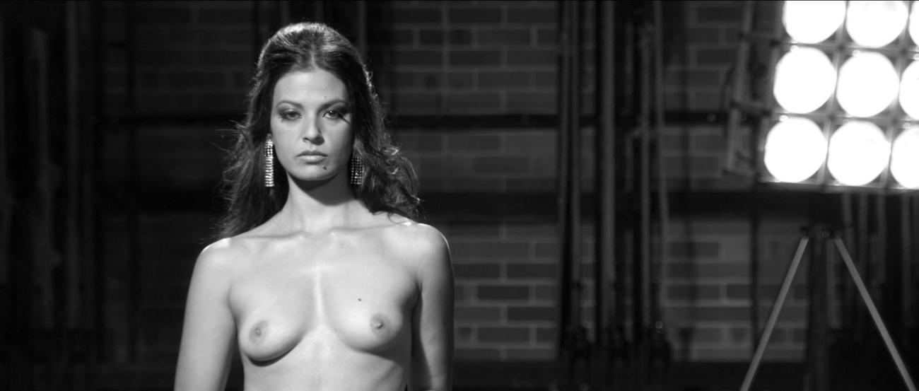 Nude sheet celebs  Maia Thomas..