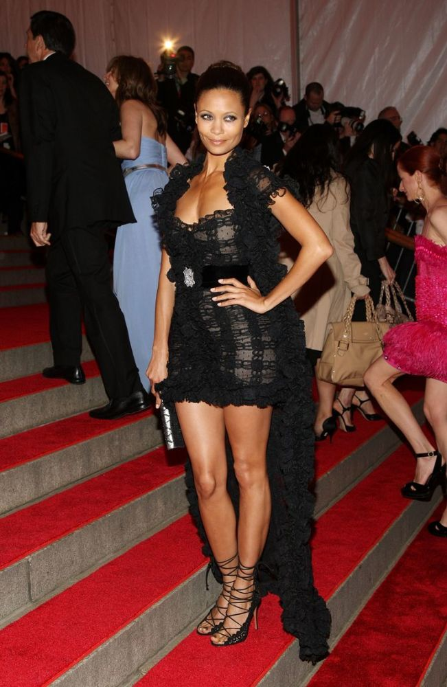 Thandie Newton Pictures Hotness..
