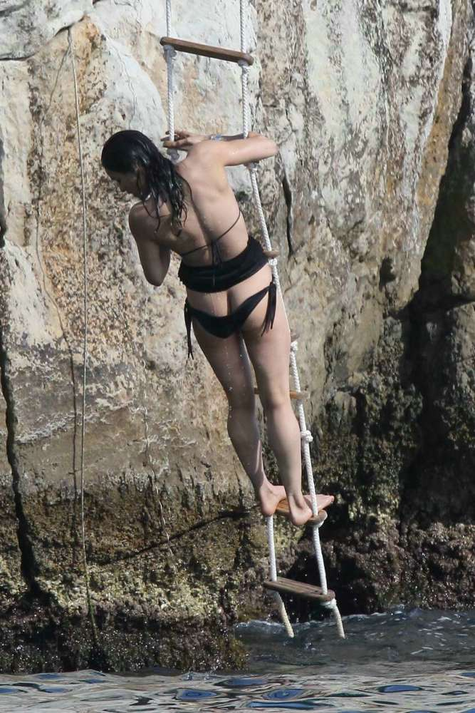 Action Star Michelle Rodriguez..