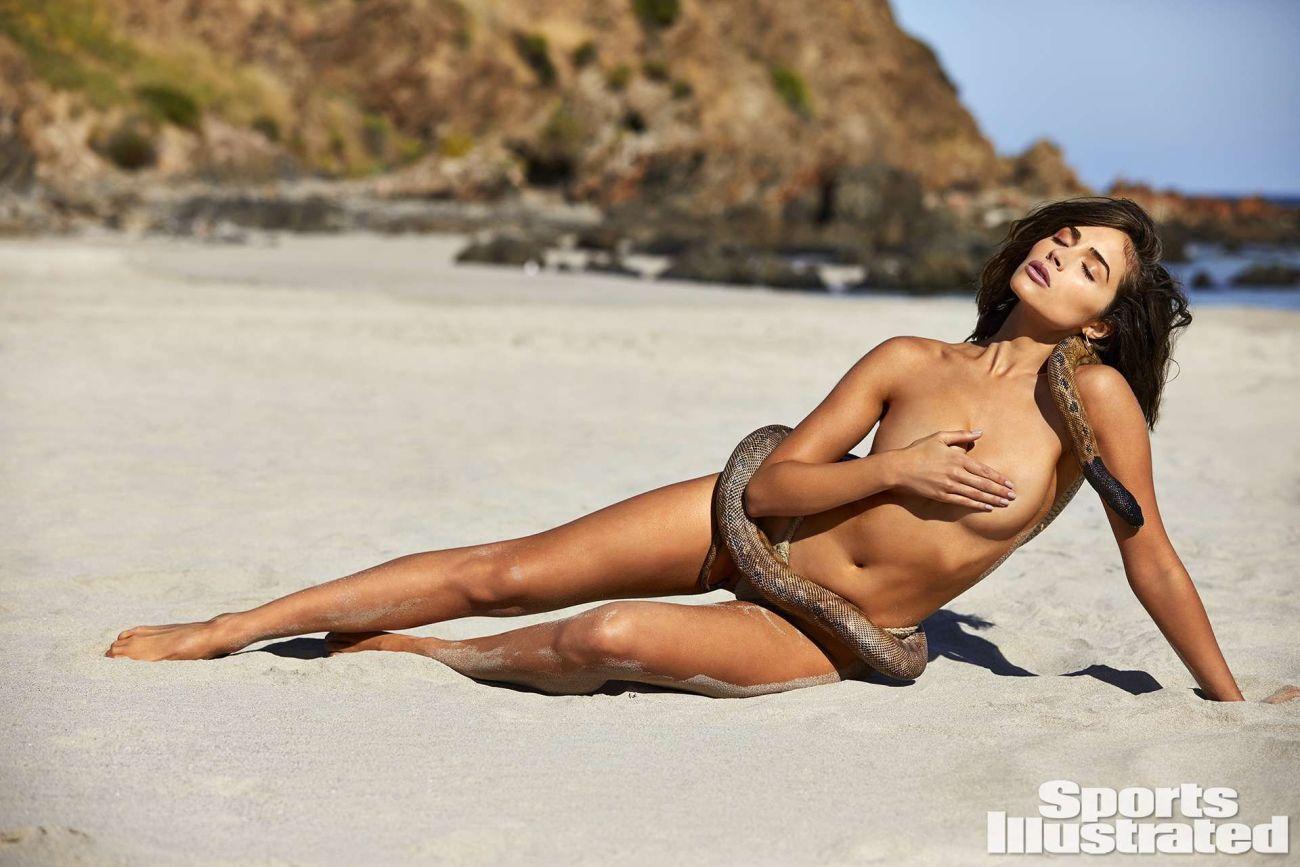 Olivia Culpo 2019 SI Swimsuit..