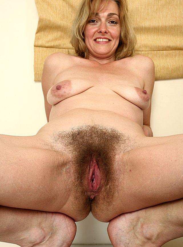 Mature 50 Year Old Scant Women -..